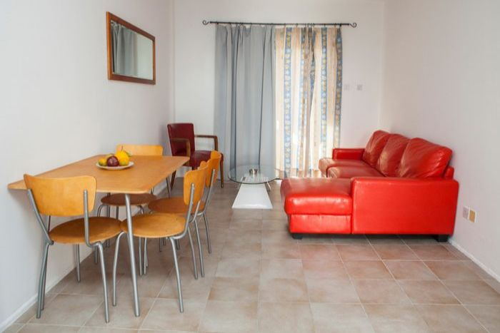 Alecos hotel apartments Paphos salon